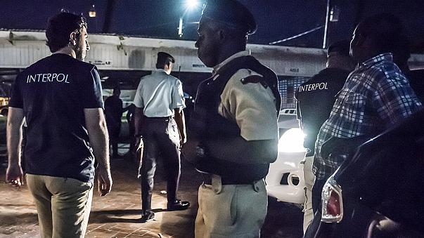 ​Image Credit: BBC - INTERPOL Operation Liber​a​tad saved victims in 13 different countries - all photos were taken on an operation in Guyana